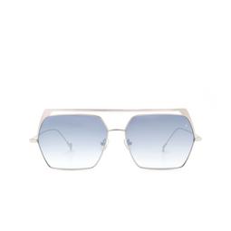 Eyepetizer® Sunglasses: Greg color Silver C 1-12F.