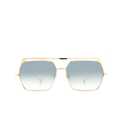 Eyepetizer® Sunglasses: Greg color Gold C 4-11F.