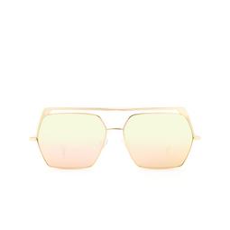 Eyepetizer® Sunglasses: Greg color Gold C 4-8C.