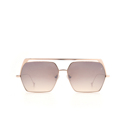Eyepetizer® Sunglasses: Greg color Rose Gold C 5-18F.