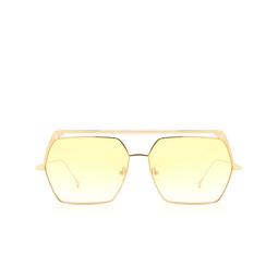 Eyepetizer® Sunglasses: Greg color Gold C.4-14F.