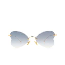 Eyepetizer® Sunglasses: Greta color Gold C.4-25F.
