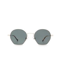 Eyepetizer® Sunglasses: Guimet color Silver C.1-F-40.