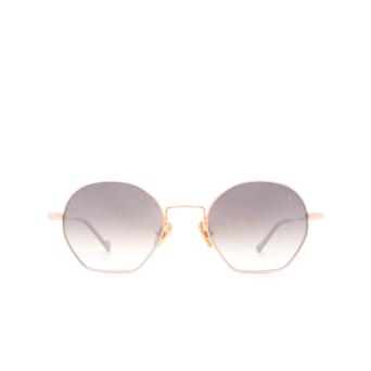 Eyepetizer® Irregular Sunglasses: Guimet color Gold Rose C.9-J-18F.