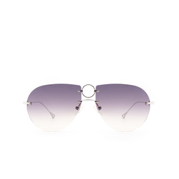 Eyepetizer® Sunglasses: Hal color Silver C.1-17F.