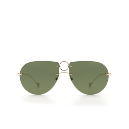 Eyepetizer® Sunglasses: Hal color Gold C.2-1.