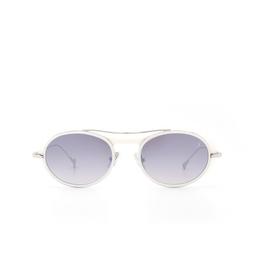 Eyepetizer® Sunglasses: Helen color Matte White C. L 1-17F.