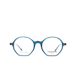 Eyepetizer® Eyeglasses: Huit color Transparent Blue C.1-Z.
