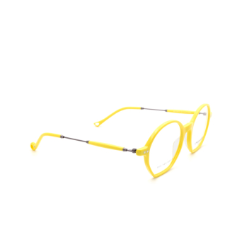 Eyepetizer® Irregular Eyeglasses: Huit color Yellow C.3-U.