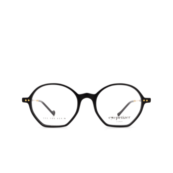 Eyepetizer® Irregular Eyeglasses: Huit color Black C.4-A.