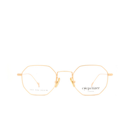 Eyepetizer® Eyeglasses: Ian color Matte Gold C 4-OP.