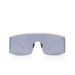 Eyepetizer® Sunglasses: Karl color Silver C.1-7F.