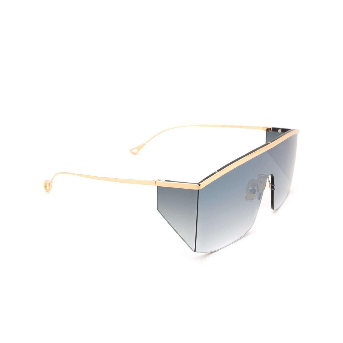 Eyepetizer® Mask Sunglasses: Karl color Gold C.4-25F.