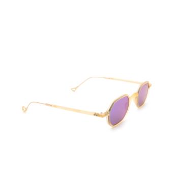Eyepetizer® Irregular Sunglasses: Lauren color Honey C.B-36.