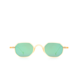Eyepetizer® Sunglasses: Lauren color Matte Honey C.B-36.