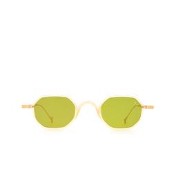 Eyepetizer® Sunglasses: Lauren color Matte Honey C.B-4-1.