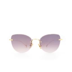 Eyepetizer® Sunglasses: Liz color Gold C.4-18F.