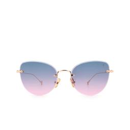 Eyepetizer® Sunglasses: Liz color Rose Gold C.9-20.