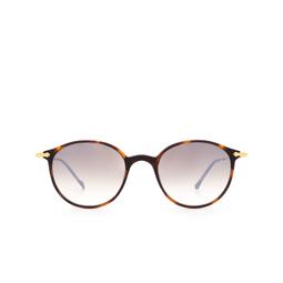 Eyepetizer® Sunglasses: Longisland color Dark Havana C.G-4-18F.