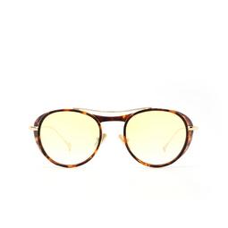 Eyepetizer® Sunglasses: Marlon color Matte Havana C. G 4-14F.