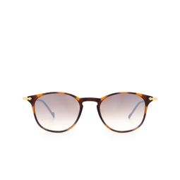Eyepetizer® Sunglasses: Montauk color Dark Havana C.G-4-18F.