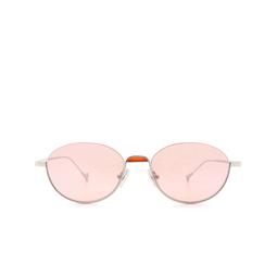 Eyepetizer® Sunglasses: Narita color Silver C.1-28F.