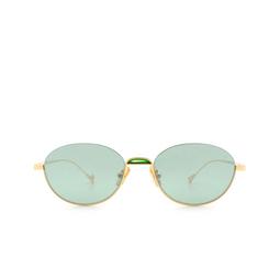 Eyepetizer® Sunglasses: Narita color Gold C.4-29F.