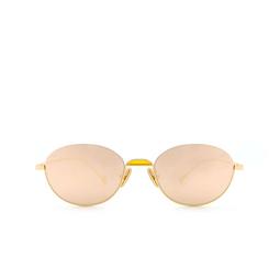 Eyepetizer® Sunglasses: Narita color Gold C.4-8C.
