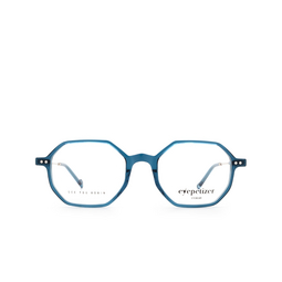 Eyepetizer® Eyeglasses: Neuf color Transparent Blue C.1-Z.