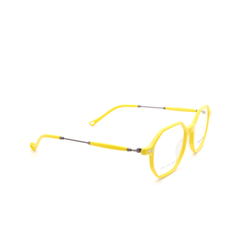 Eyepetizer® Irregular Eyeglasses: Neuf color Yellow C.3-U.