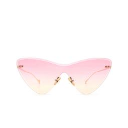 Eyepetizer® Sunglasses: Ocean color Gold C.4-22F.