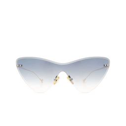 Eyepetizer® Sunglasses: Ocean color Gold C.4-25F.