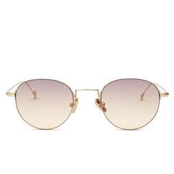 Eyepetizer® Sunglasses: Olivier color Gold C.4-19.