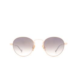 Eyepetizer® Sunglasses: Orangerie color Rose Gold C.9-J-18F.