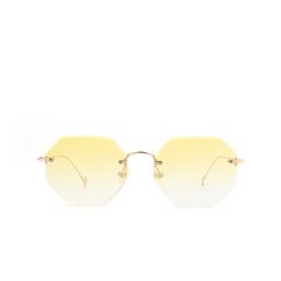 Eyepetizer® Sunglasses: Oscar color Gold C 2-14F.