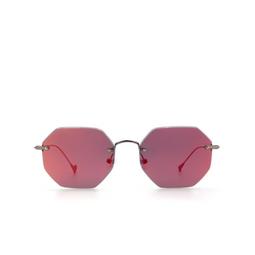 Eyepetizer® Sunglasses: Oscar color Gunmetal C.3-7G.