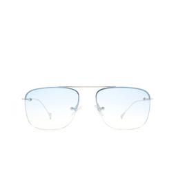 Eyepetizer® Sunglasses: Palmer color Silver C 1-23F.