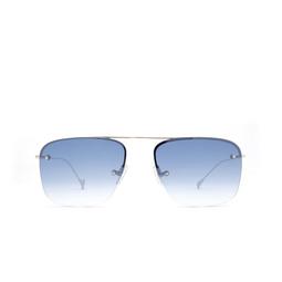 Eyepetizer® Sunglasses: Palmer color Silver C 1-26F.