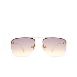 Eyepetizer® Sunglasses: Palmer color Gold C 4-19.