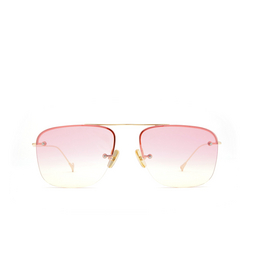Eyepetizer® Sunglasses: Palmer color Gold C 4-22F.