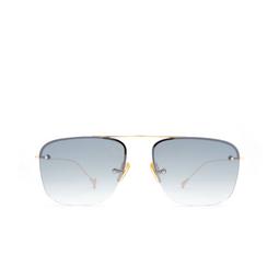Eyepetizer® Sunglasses: Palmer color Gold C 4-25F.