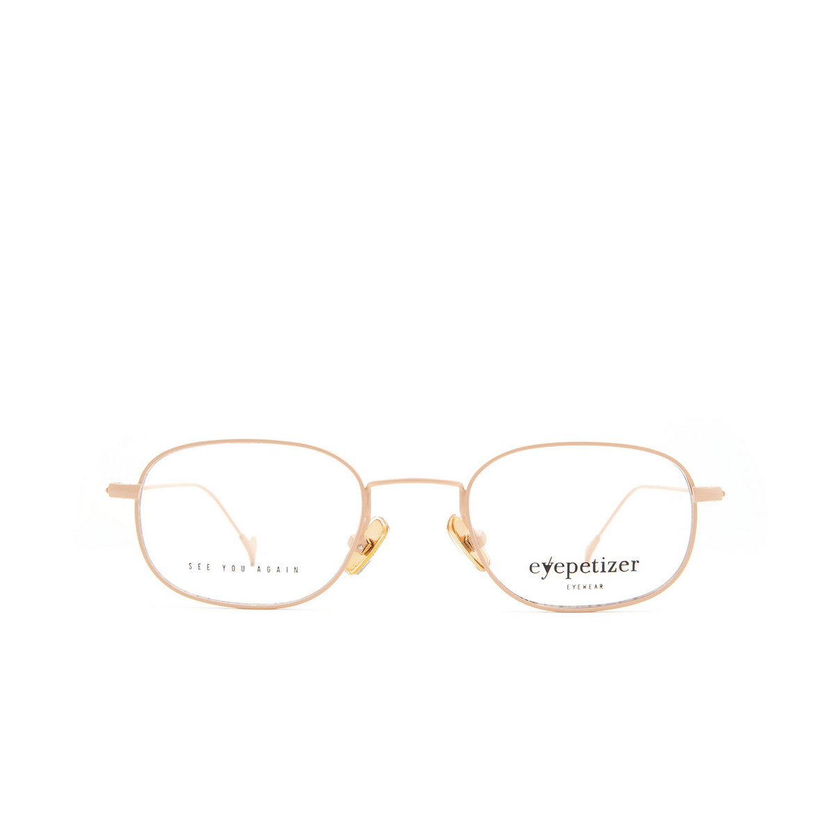 Eyepetizer® Oval Eyeglasses: Philippe color Antique Rose C 11.