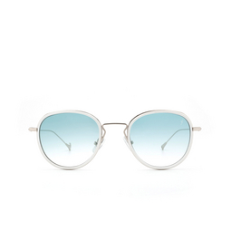 Eyepetizer® Sunglasses: Pier color Matte White C.C-1-21.