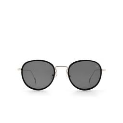 Eyepetizer® Sunglasses: Pier color Matte Black C.B-1-7.
