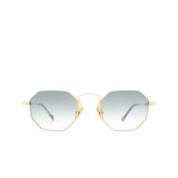 Eyepetizer® Sunglasses: Pompidou color Gold C.4-I-25F.