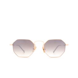 Eyepetizer® Sunglasses: Pompidou color Rose Gold C.9-J-18F.