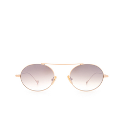 Eyepetizer® Sunglasses: S.eularia color Rose Gold C.9-18F.