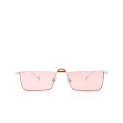 Eyepetizer® Sunglasses: Shibuya color Silver C.1-28F.
