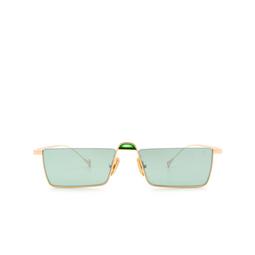 Eyepetizer® Sunglasses: Shibuya color Gold C.4-29F.