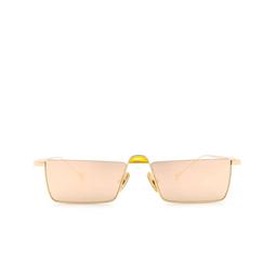 Eyepetizer® Sunglasses: Shibuya color Gold C.4-8C.
